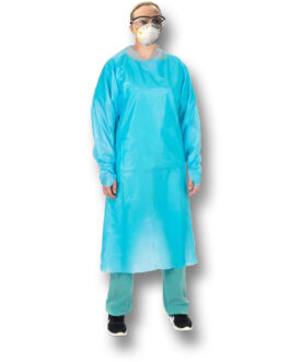 Disposable Isolation Gowns – In Stock