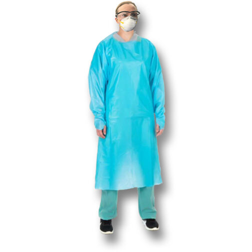 Disposable Isolation Gowns - In Stock